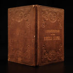 1860 Pre-Civil War Constitution of United States of America w/ Title of Nobility