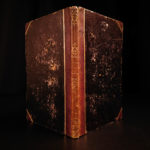 1841 1st ed BONAPARTE OWNED Davidov Partisan War RUSSIAN Napoleonic Wars