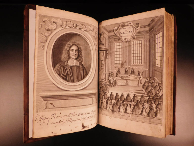 Image of 1692 Puritan & Huguenot Liturgy John Quick Gallia Reformata French Protestants