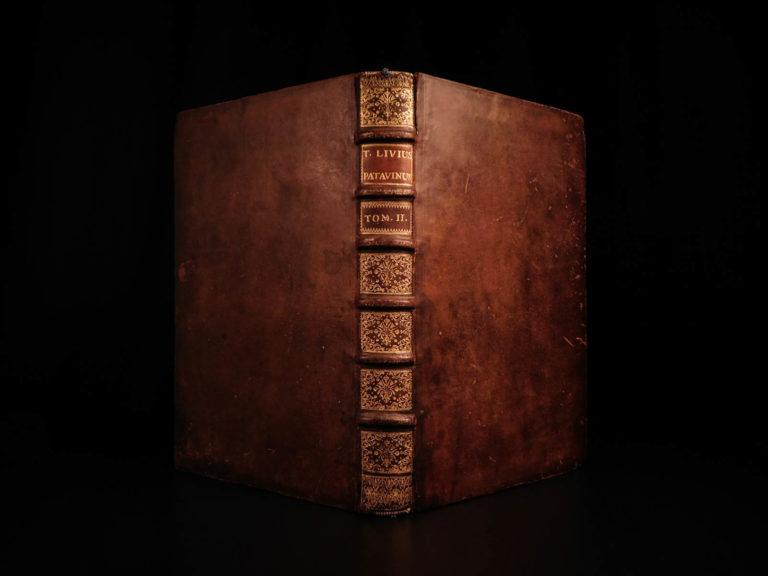 Image of 1588 LIVY History of Rome Ab Urbe Condita Caesar Augustus Punic WARS Folio