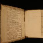 1819 SWIZTERLAND ATLAS Traveler's Guide to Swiss Alps Voyages MAPS Ebel
