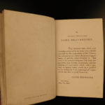 1831 1st ed Life of Isaac Newton by David Brewster Science Mathematics Astronomy