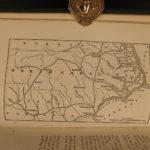 1866 1ed Trowbridge Tour Civil War Battlefields Confederate South Railroad CSA