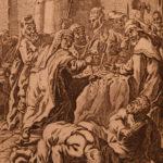 1720 1ed Brussels Massacre Belgium Sacrament of Miracle Judaica Jews