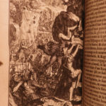 1685 King Alaric Visigoth Sack of ROME Heroic Poem Scudery Illustrated French