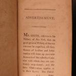 1790 1st ed U.S. LAWS Commerce SLAVERY American Constitution Revolutionary War