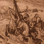 1643 BIBLE Art Iconum Biblicarum Matthaeus Merian Illustrated New Testament