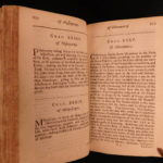 1676 1ed Agrippa Occult Philosophy WITCHES Demons Magic Witchcraft Incertitudine