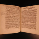 1674 1ed RARE Bavarian Treatise on HUNTING & Forestry Law Bear Hunts Sports