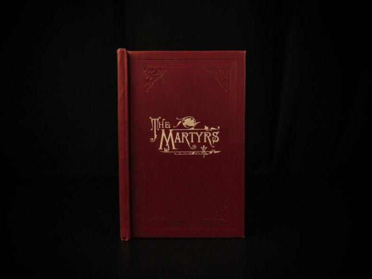Image of 1882 1ed Martyrs Joseph & Hyrum Smith LDS Mormonism Polygamy Latter Day Saints