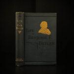 1879 1ed Life of Civil War General Benjamin Butler New Orleans Louisiana America