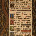 1870 1ed BEAUTIFUL Book of Hours & Prayers Medieval Manuscript Chromolithograph