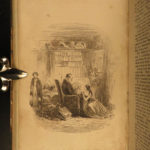 1850 1ed David Copperfield Charles Dickens English Literature Browne Illustrated