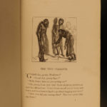 1869 1st ed Russian FABLES Ivan Krylov Russia Aesop La Fontaine Illustrated