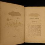 1838 1st ed Charles Dickens Oliver Twist Cruikshank Illustrated 3v English Lit