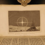 1835 1ed William Parry North Pole Voyages Eskimos Navigation Arctic Exploration