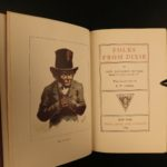 1899 Folks From Dixie Paul Dunbar African American Illustrated Racism Slavery