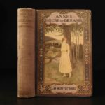 1917 1st ed Anne of Green Gables Canadian Novel Montgomery House of Dreams
