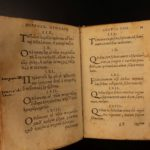 1555 Aphorisms of HIPPOCRATES Greek Medicine Remedies Diseases Surgery Health Very Rare GREEK & Latin Parallel text comp@$2,000