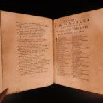 1655 Galileo Galilei Assayer Saggiatore Astronomy Science Comets Saturn Italian