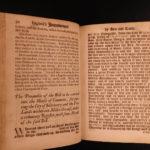 1677 1st ed Yarranton England Improvement Economics Dutch Wars London Fires Beer