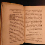 1587 Gregoire Syntaxes Artis Mirabilis OCCULT Magic Astrology Forbidden Book