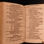 1730 Jakob Böhme Lutheran Occult Mysticism Behmen Signs Signatures German 5in1