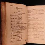 1763 ALCHEMY Aurea Catena Homeri Golden Chain of Homer Occult Metaphysics Latin