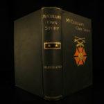 1887 1ed Civil War George McClellan Own Story Union General Slavery Lincoln
