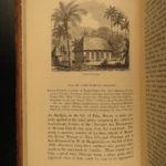 1853 1st ed Erskine Journal of Cruise Pacific Islands Tonga Fiji Polynesia MAP
