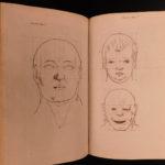 1794 Artist's Repository Drawing Magazine ART Human Anatomy Egypt Illustrated