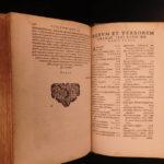 1588 LIVY History of Rome Ab Urbe Condita Caesar Augustus Punic WARS Godelevaeus
