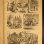 1876 1st ed Harper's Weekly Centennial Exposition Illustrated Philadelphia HUGE