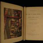 1859 1ed EXQUISITE Earl of Elgin CHINA Opium Chinese Wars Color Illustrated MAPS