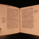 1507 1ed Castellesi De Vera Philosophia Duns Scotus post Incunable Philosophy