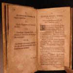 1630 SCOTLAND & IRELAND Respublica History George Buchanan Britain Elzevier