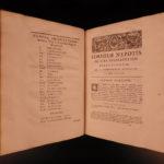 1675 1ed Cornelius Nepos Lives ROME Cato Hannibal Alcibiades Philosophy Delphini