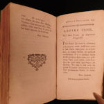 1770 1st CANADA History of Emily Montague Frances Brooke Canadian French Novel