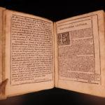 1673 1ed Franciscan Manenti Emperor Hadrian Ancient ROME Martyrs Saints Brescia