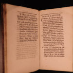 1700 1ed History Flagellation TORTURE Flogging Esoteric Occult Boileau Masochism
