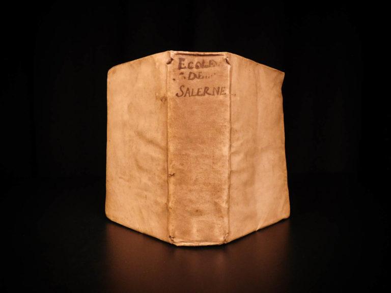 Image of 1625 Schola Salernitana Medieval Health SECRETS Hygiene Health Salerno Medicine
