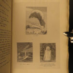 1880 EXQUISITE William BLAKE Life & Works by Gilchrist Poems ART Illustrated 2v