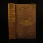 1854 1ed Cruise of North Star Cornelius Vanderbilt Voyage England Russia Turkey