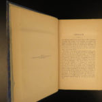 1873 1ed Richard Burton Lands Cazembe Africa Exploration MAP Royal Geographical