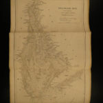 1850 American Coast Pilot by Blunt Nautical MAPS Navigation Lighthouses Harbors