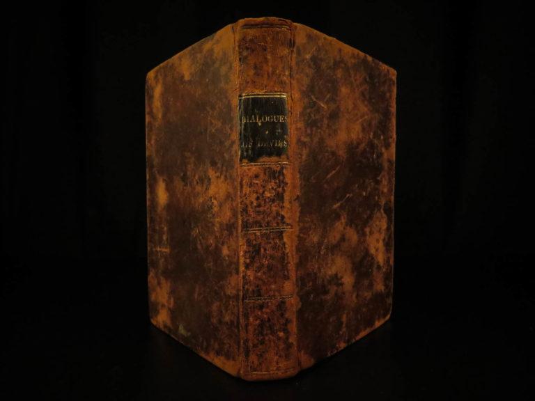 Image of 1832 Infernal Conference of DEMONS Occult Spiritual Warfare Baptist MacGowan