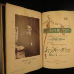 1886 Arabian Nights 1001 Entertainments Sinbad Illustrated Lady Burton ed Erotic