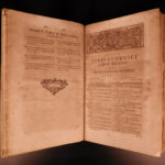 1741 On Farming Agriculture Bees Fishing WINE Beer Mining Leiser Jus Georgicum