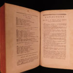 1773 1ed Baume Experimental Chemistry Phlogiston Chemical Theory Illustrated 3v