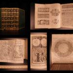 1736 EXQUISITE Homer ILIAD Greek Mythology English Alexander Pope Trojan War 6v